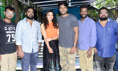 'Care Of Surya' Shooting Coverage