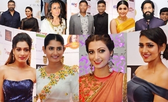 Celebs @ Dadasaheb Phalke Award South 2019