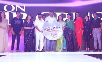 Celebs @ Hair Crush Salon Launch