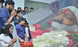 Celebs Pay Last Respect To Kodi Ramakrishna