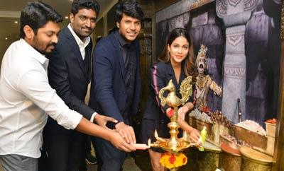 Celebs @ Vivaha Bhojanambu Restaurant Opening