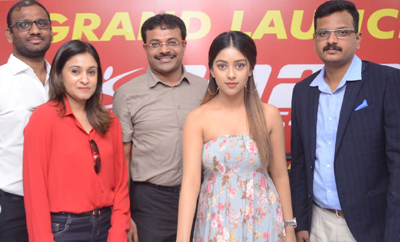 Celebs at Snap Fitness Gym Launch