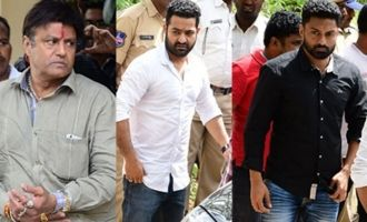 Celebs Pay Last Respects To Nandamuri Harikrishna