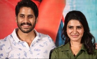 Chaitanya-Samantha's film done with Vizag schedule