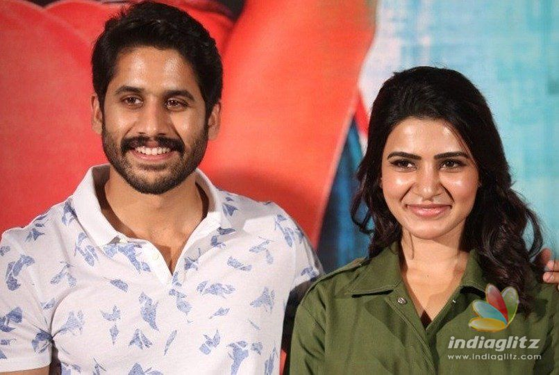 Chaitanya-Samanthas film done with Vizag schedule