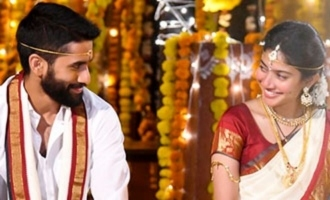 'Love Story': Naga Chaitanya, Sai Pallavi look dazzling in Diwali poster