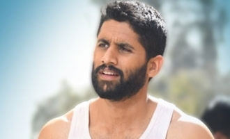 'Love Story': Naga Chaitanya is Telugu boy-next-door in 'lungi' look