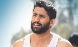 'Love Story': Naga Chaitanya is Telugu boy-next-door in 'lungi' look