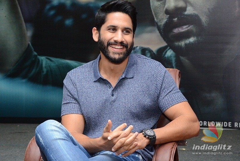 Naga Chaitanya on Savyasachi, future projects & more