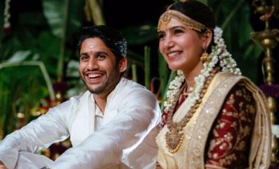 Chaitu and Samantha Wedding
