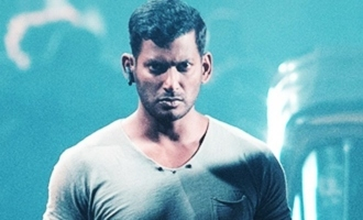 Vishal confirms release date of 'Chakra'