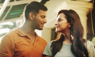 'Harla Farla' song from Vishal's 'Chakra' wows music lovers