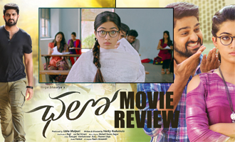'Chalo' Movie Review