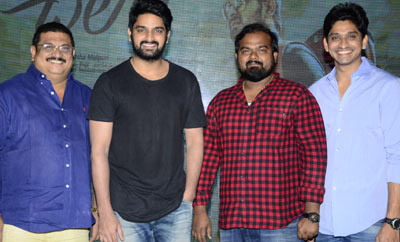 'Chalo' Single Projection Press Meet