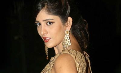 Chandini Chowdary on a roll