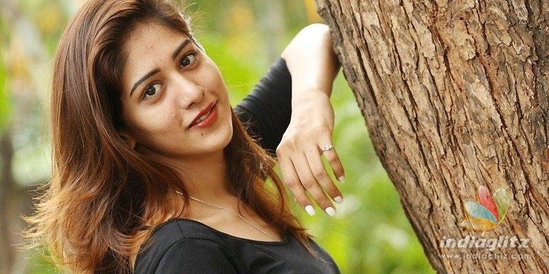 Colour Photo: Chandni Chowdary in a bold, progressive role