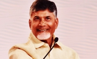 We support govt on Article 370: Chandrababu Naidu