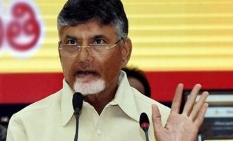 Modi besmirches dead leaders & their families: Chandrababu Naidu