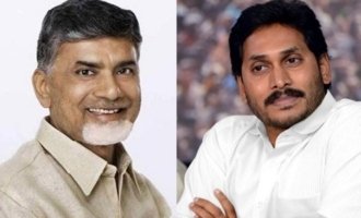 CBN, Jagan talking about 'Lakshmi's NTR'