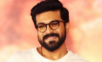 Ram Charan's wishes make Jani elated