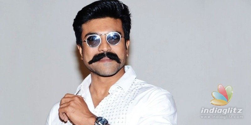 Ram Charan doesnt talk about his rich Mumbai residence