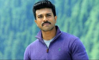 Ram Charan's movie a hit in Japan