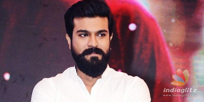 Ram Charan endorses his favourite Ravi Tejas latest hit