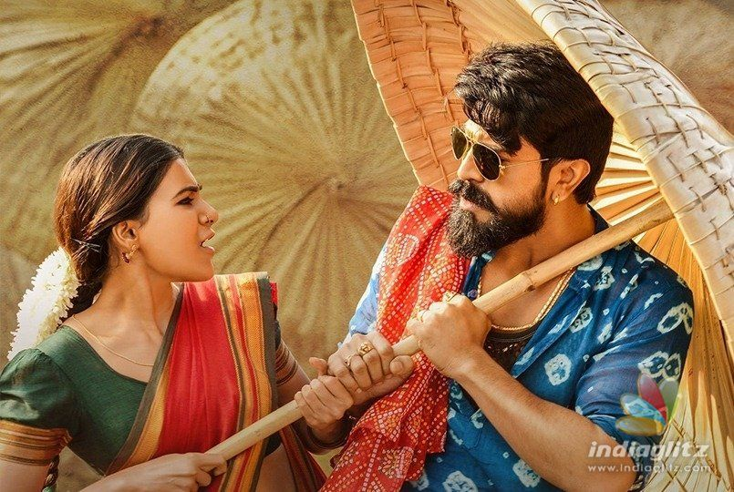 Ram Charans song scripts a record