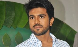 Ram Charan's song scripts a record