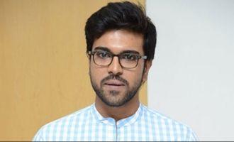 Ram Charan loves teaser