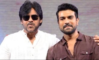 Young hero praises Pawan-Charan duo