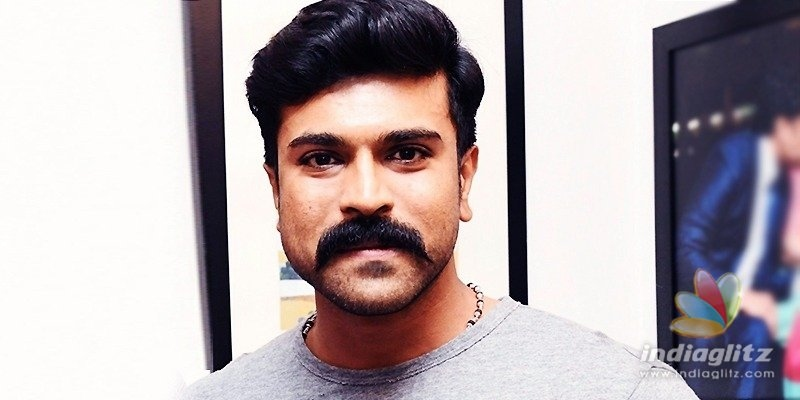 Pic Talk: Ram Charan wishes Bad Boy of Tollywood