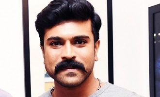 Pic Talk: Ram Charan wishes 'Bad Boy' of Tollywood
