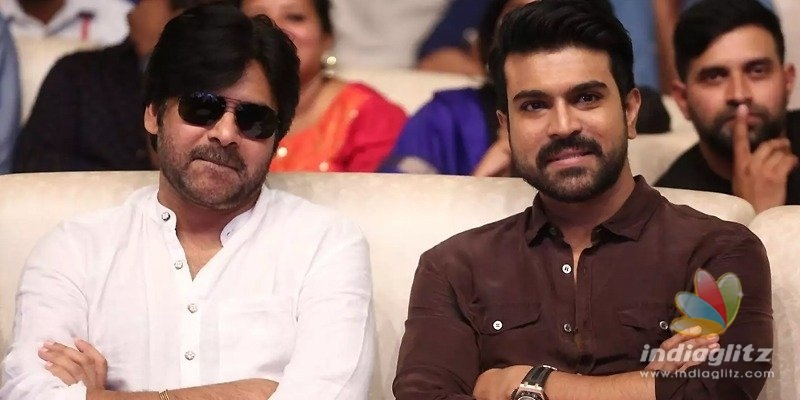 Ram Charans moral support for Pawan Kalyan