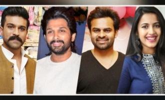 Ram Charan, Allu Arjun, Sai Tej plan a surprise gift for Niharika
