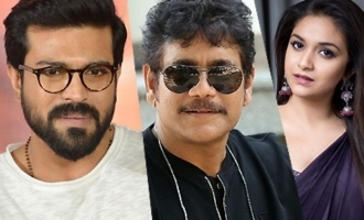 Ram Charan, Nag, Keerthy Suresh among winners of TSR awards