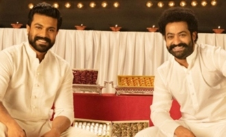 Ram Charan's heroine to team up with Jr NTR?