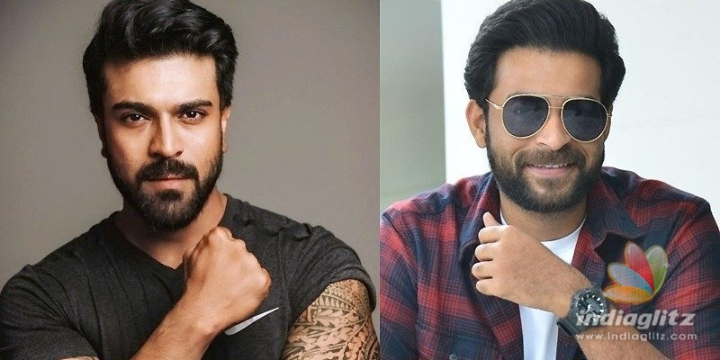 Pic Talk: Charan tells Varun to enjoy getting old
