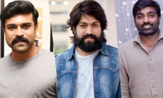 Ram Charan Yash Vijay Sethupathi multistarer film