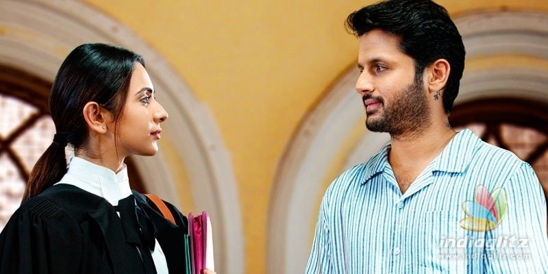 Pre-Look out! Nithiin-Chandrasekhar Yeletis movie locks its title