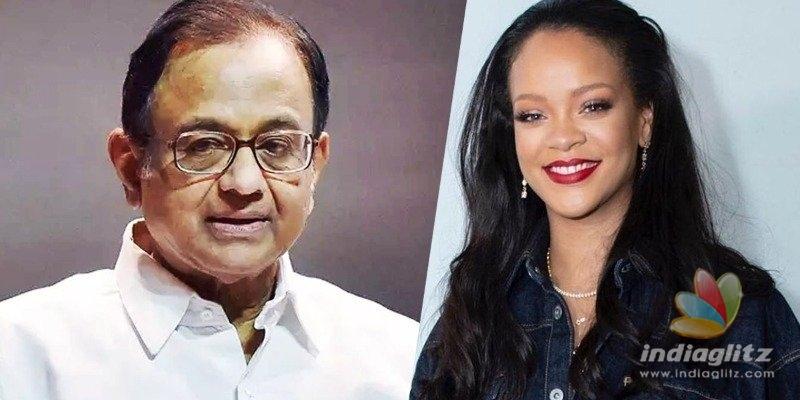 Chidambaram defends Rihanna, Greta amid Toolkit scandal