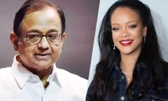 Chidambaram defends Rihanna, Greta amid Toolkit scandal
