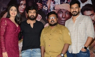 'Chikati Gadilo Chitha Kotudu' Success Meet