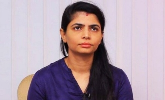 Chinmayi questions investigative magazine