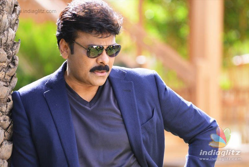 Official update on Chiranjeevis 152nd movie