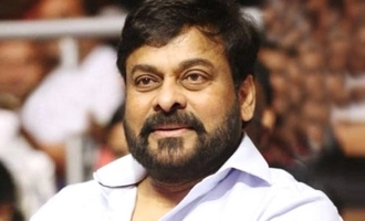 Did Chiranjeevi asked Sujeeth to work again on his script