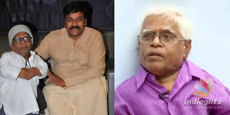 Chiranjeevi extends profound condolences on Potti Veeraiahs death