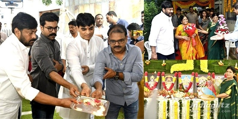 Chiranjeevi-Koratalas movie: New details revealed