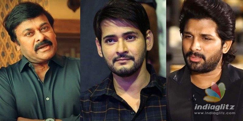 Chiranjeevi, Mahesh Babu, Allu Arjun & others shocked by #VizagGasLeak