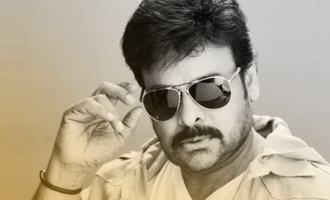 Mind-blowing! Chiranjeevi goes bald in shocking pic